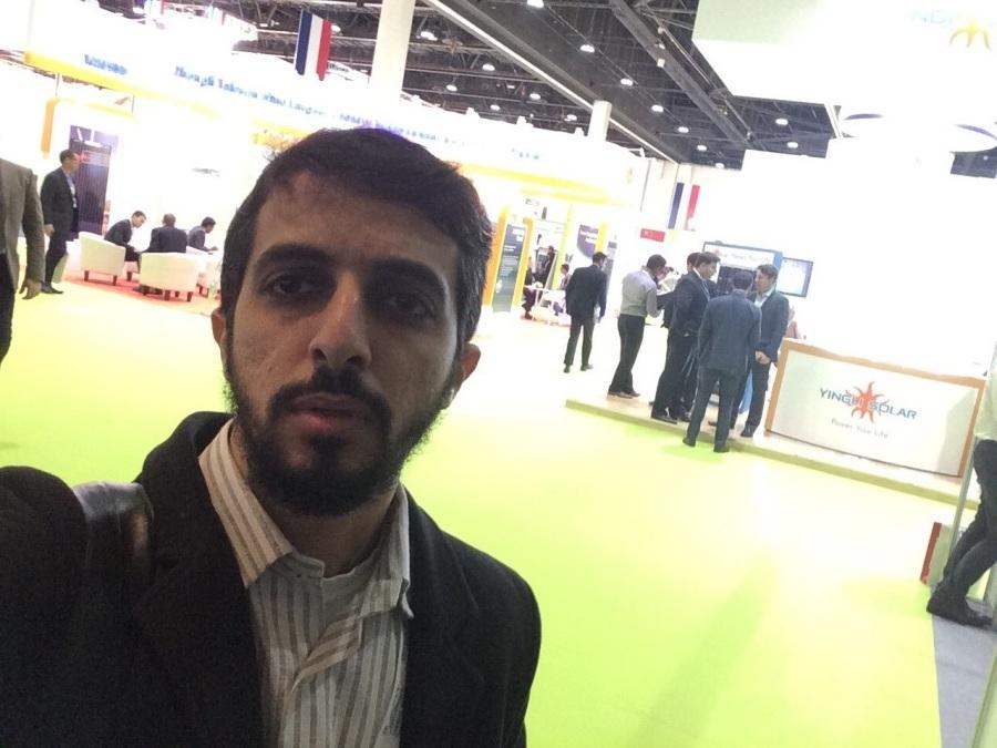 Abdulaziz, 36, Dhahran, Saudi Arabia