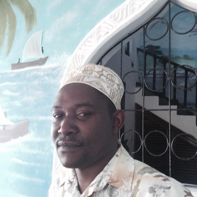 Japhet Ibrahim, 44, Malindi, Kenya