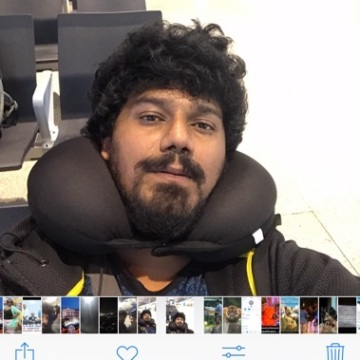 Pratap Kumar, 32, Chennai, India