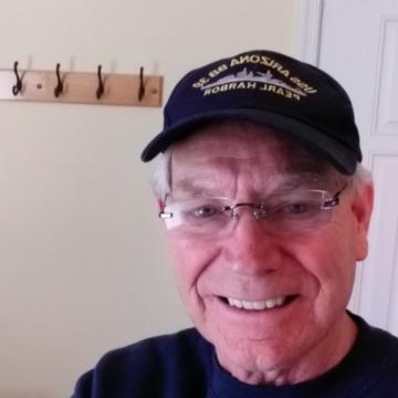 John Porter, 75, Richmond, United States