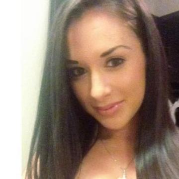 Alexis Sommers, 29, Orlando, United States