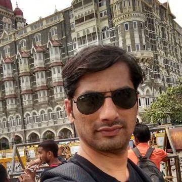 Vinod jagdale, 36, Karad, India