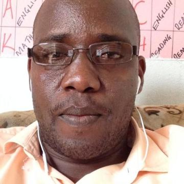 Baraka Titus, 37, Mombasa, Kenya