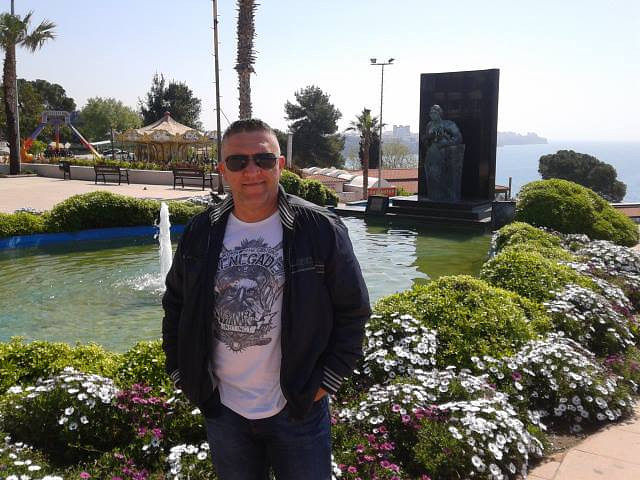 Cengizhan Cengiz, 44, Antalya, Turkey