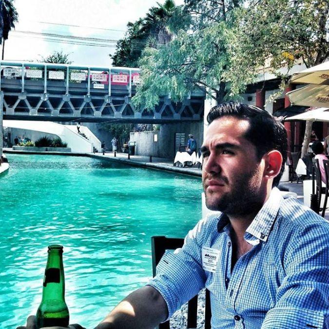 Luis Enrique Garcia, 32, Guanajuato, Mexico