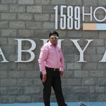 Jagdish Saini / Jack, 30, Jaipur, India