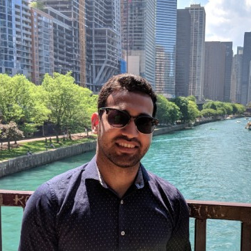 Saurabh, 26, Mountain View, United States