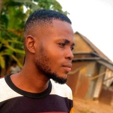 Trevor Rae, 24, Lagos, Nigeria
