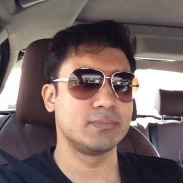 Amit Rathore, 38, Dubai, United Arab Emirates
