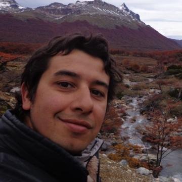 Luciano Larrea, 40, Mendoza, Argentina