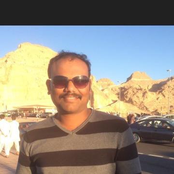 Anand, 38, Dubai, United Arab Emirates