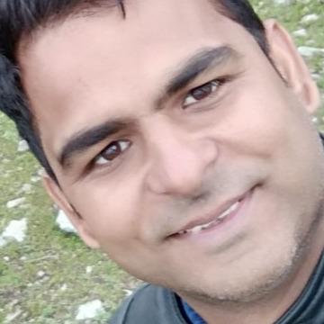Amit Solanki, 33, Ni Dilli, India