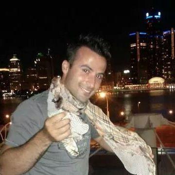 Giovanni Cristofanilli, 39, Toronto, Canada