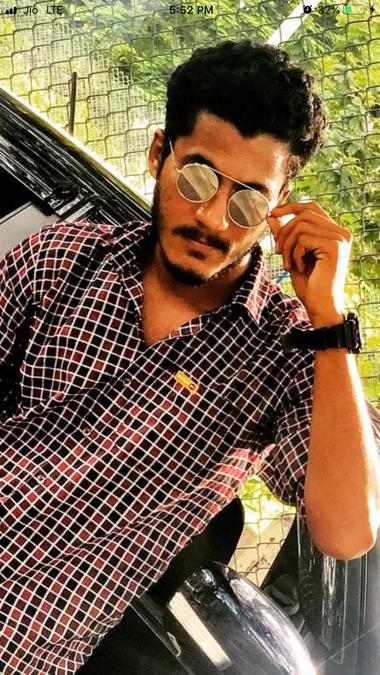 Ajmal khan, 24, Hyderabad, India