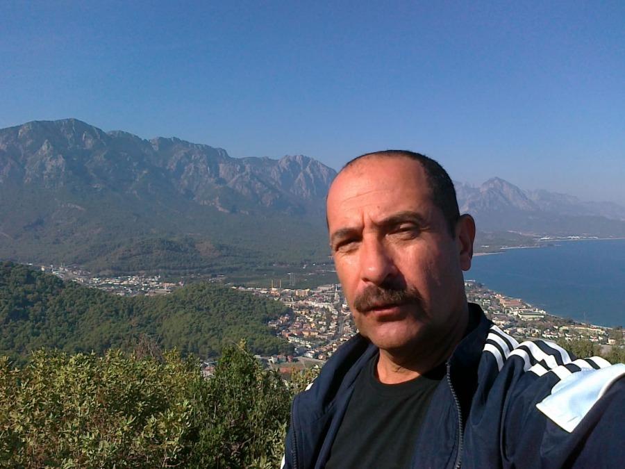 ALİ POLAT, 50, Antalya, Turkey