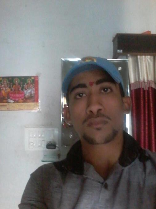 Pavan Singh, 27, Bhopal, India