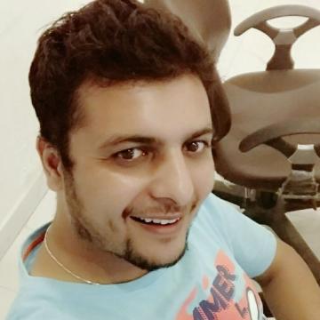 Deep Sharma, 33, Jammu, India