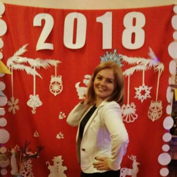 Дарья Зайкина, 29, Dymytrov, Ukraine