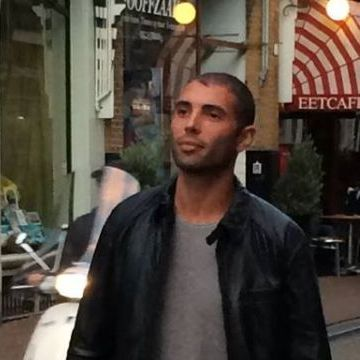 Islam Gasser, 32, Dubai, United Arab Emirates