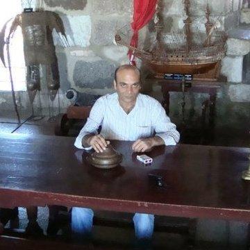 Talip Yücel, 45, Side, Turkey