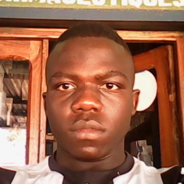 albert, 22, Conakry, Guinea