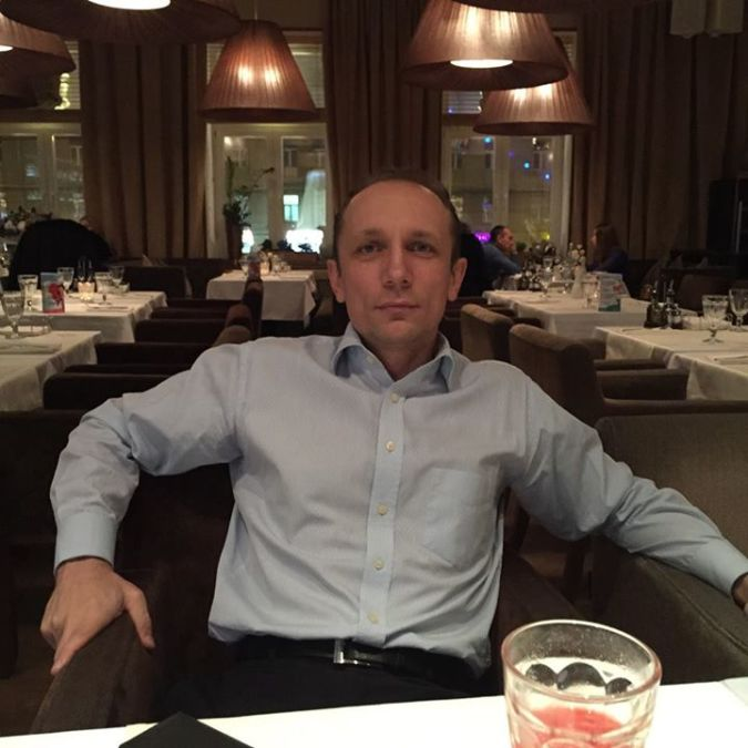 Andrei Gagarin, 47, Moscow, Russian Federation