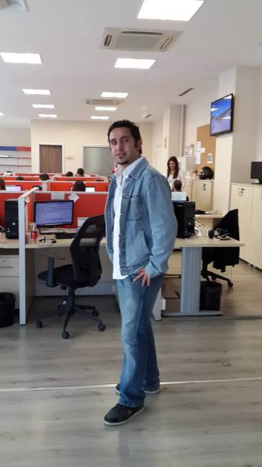 haydar aygün, 36, Istanbul, Turkey