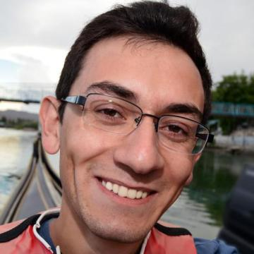 Samet Oğuzhan ACER, 26, Nevsehir, Turkey