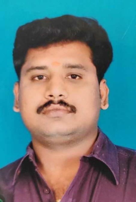Selvam Barthi, 19, Chennai, India