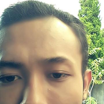 Resky Pebri Pratama, 24, Surabaya, Indonesia