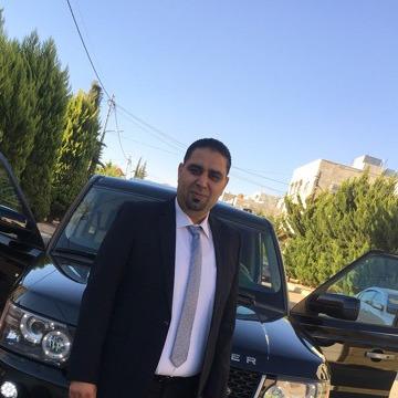 Mohammad, 31, Amman, Jordan