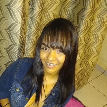 Karool M. Pizarro, 20, Lins, Brazil