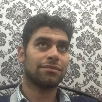 ibrahim, 33, Cairo, Egypt
