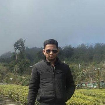 Sandip Mal, 32, Calcutta, India