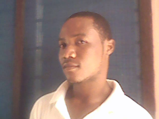 meshach, 30, Ghana, Nigeria