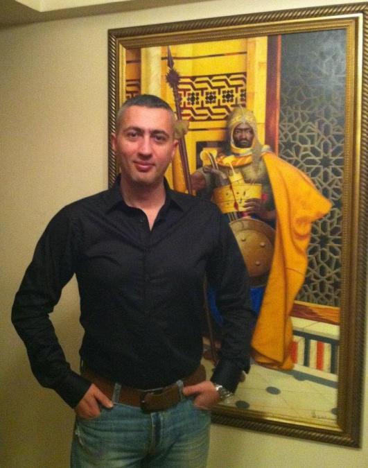 artonbarton, 44, Istanbul, Turkey