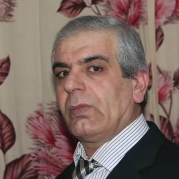 Aziz Taskiran, 53, Ankara, Turkey