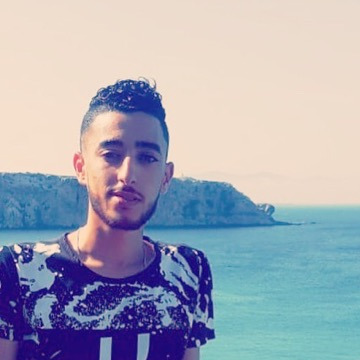 Ismail Bellouch, 25, Rabat, Morocco