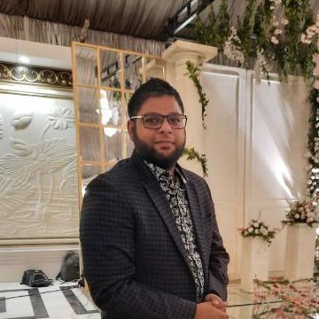 Ali Jehanzeb, 30, Karachi, Pakistan