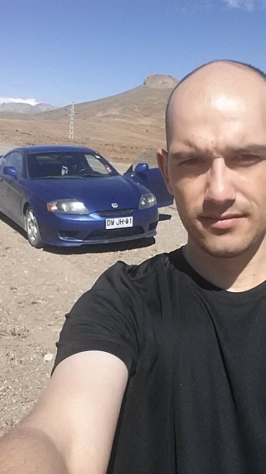 jorge, 34, Vina Del Mar, Chile