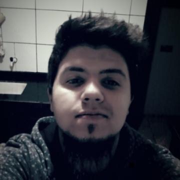 Taimon, 27, Chapeco, Brazil
