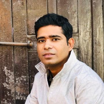Arun Sah, 30, Kathmandu, Nepal