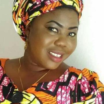 Idayatu Abdulrazak, 35, Koforidua, Ghana
