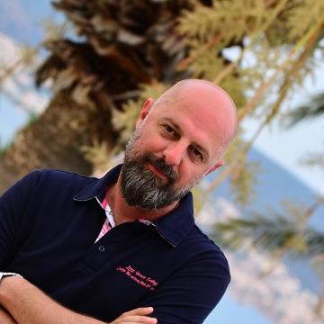 Berk Diker, 41, Bursa, Turkey