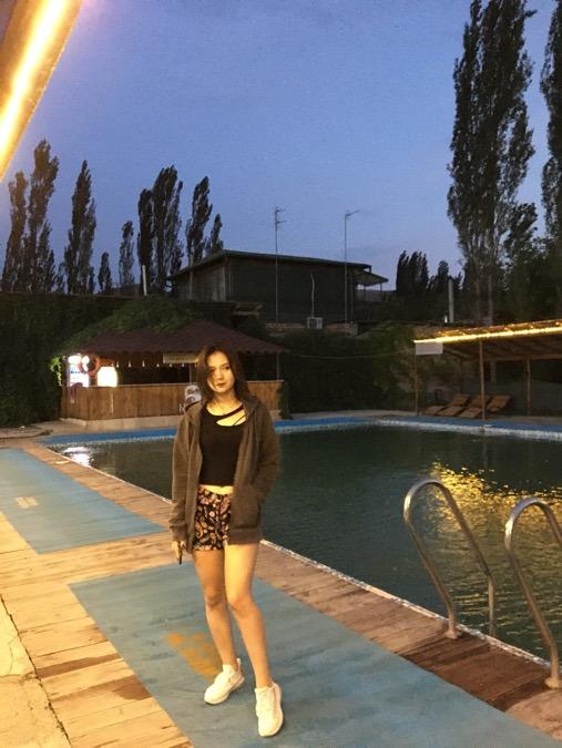 Jannel, 21, Osh, Kyrgyzstan