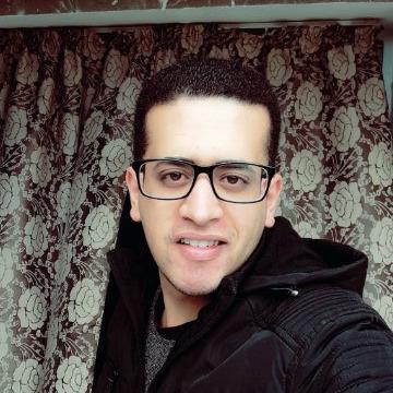 Haider Boudrigua, 26, Tunis, Tunisia