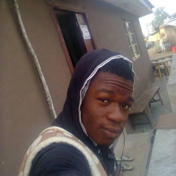 ABDULKAREEM OLADIMEJI, 27, Lagos, Nigeria