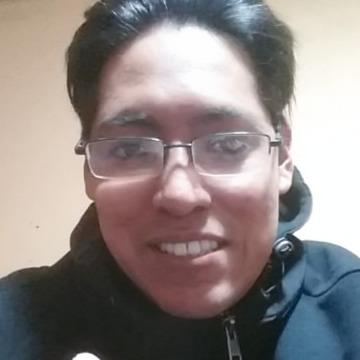Samir, 30, Arequipa, Peru