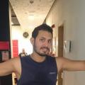 Khaled Shaheen, 35, Cairo, Egypt