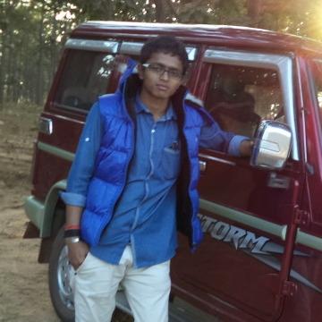 Sany Mitra, 28, Calcutta, India